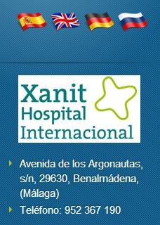Información en inglés, alemán y ruso - Instituto Cardiotecnológico