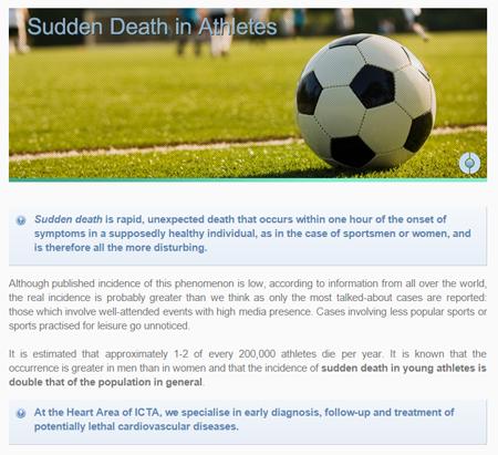 Sudden Death Unit - Instituto Cardiotecnológico