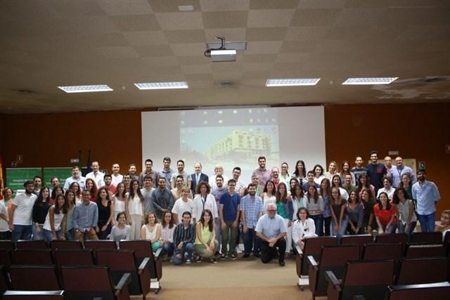 64 nuevos residentes Clinico Universitario Malaga