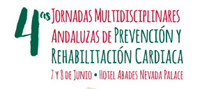 Ponente en las IV Jornadas Multidisciplinares Andaluzas de Prevención y Rehabilitación Cardiaca