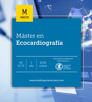 Dirección de Máster en Ecocardiografía