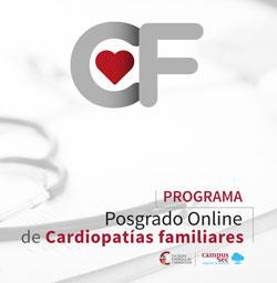 Colaboración como profesor en el Programa de Posgrado de Cardiopatías Familiares, organizado por la Sociedad Española de Cardiología
